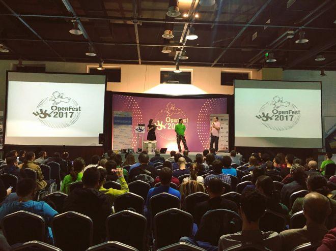 Open Fest 2017 (Demo)