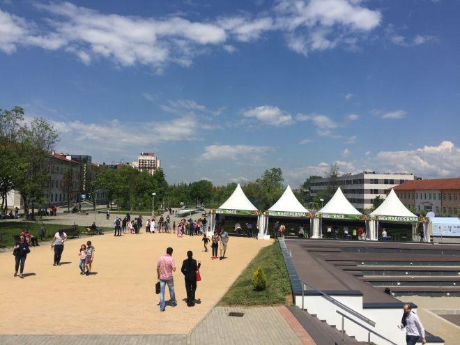 Sofia Science Festival (Demo)