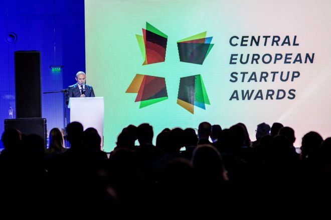 Central European Startup Awards (Demo)