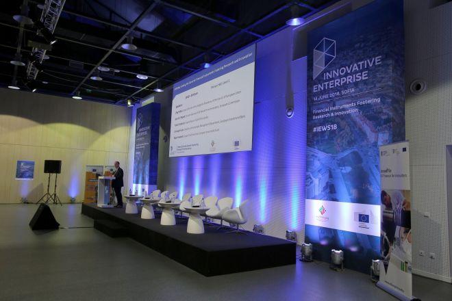 Innovative Enterprise 2018 (Demo)
