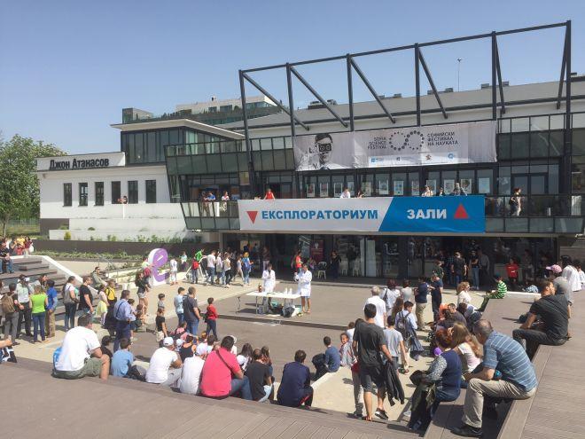 Sofia Science Festival 2017 (Demo)