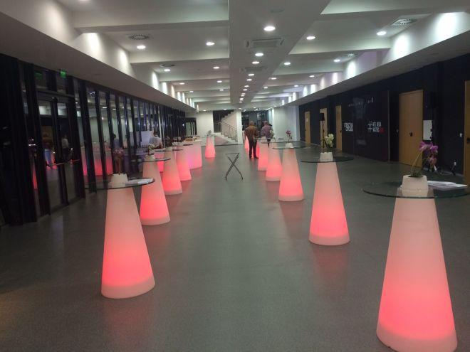 forum lobby set-up (Demo)